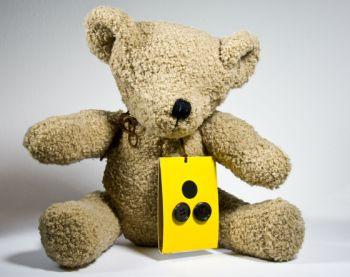 Blinder Teddy
