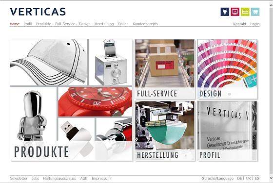 Screenshot_Verticas promotion products werbeartikel nachrichten