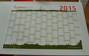 Jahreskalender-Vorderseite