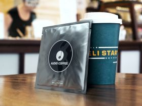 Deli Star_Audio Coffee Packaging