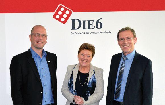 die6 beurkundung - DIE6: Neues Mitglied und neuer Katalog