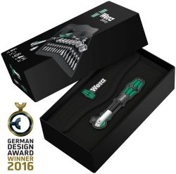 01 Zyklop Speed German Design Award - Wera: German Design Award 2016