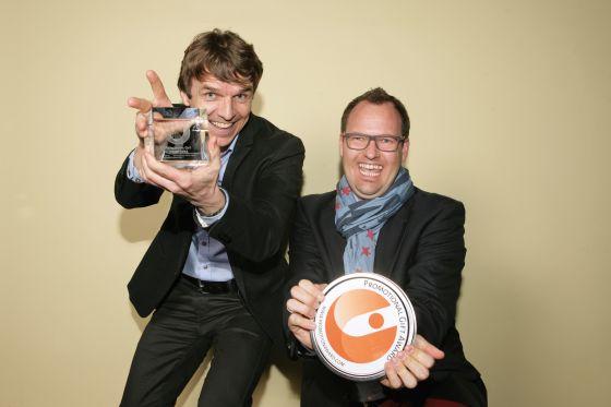 werbemax Gerhard Bezold Christian Höfling - Promotional Gift Award: Wettbewerbsvorteile für Preisträger