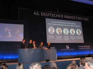 IMG 7061 - 43. Deutscher Marketing Tag: Marketing goes Agile